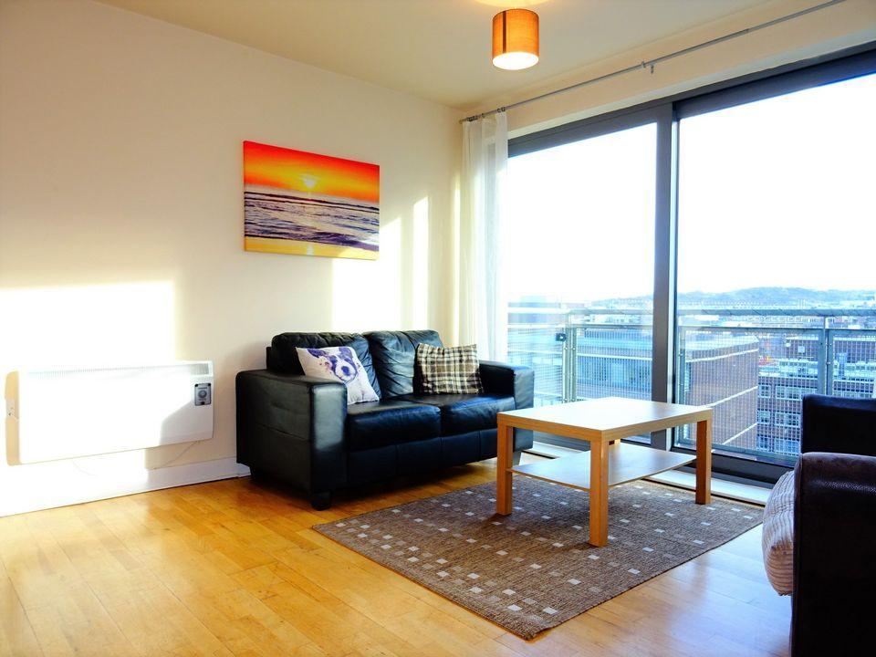 2 Bedrooms Flat for sale in Apartment 802 Metis, 1 Scotland Street, Sheffield S3