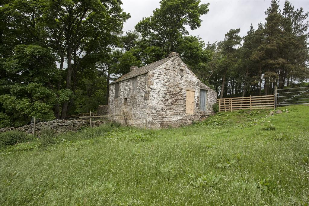 2 Bedrooms Land Commercial for sale in St. Johns Chapel, Bishop Auckland, County Durham, DL13