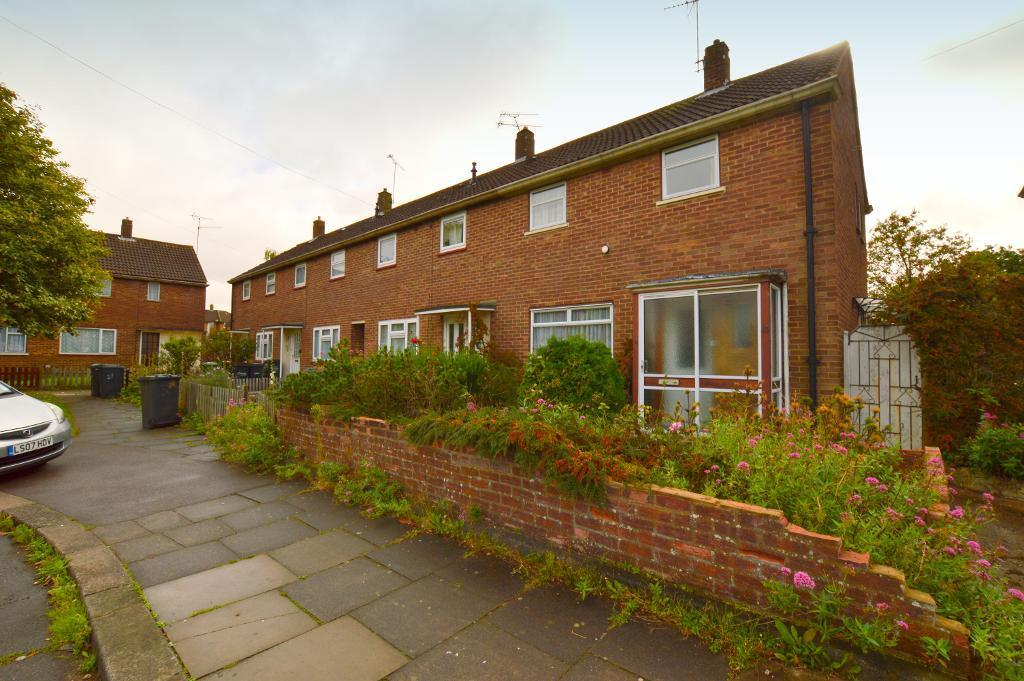 2 Bedrooms End Of Terrace House for sale in Waterslade Green, Luton, LU3 2ER