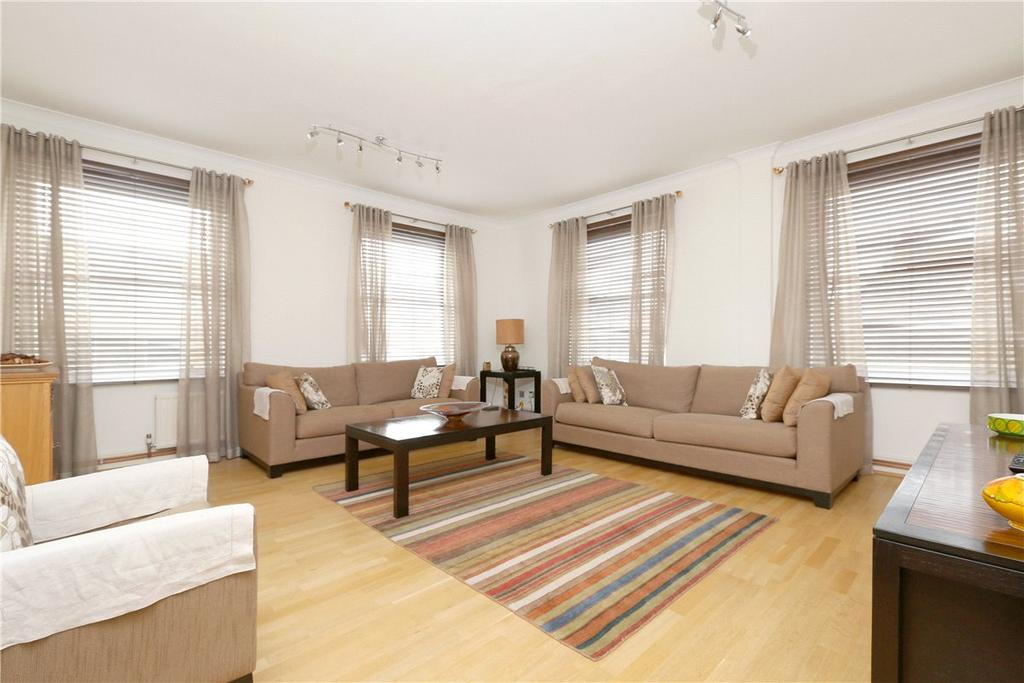 2 Bedrooms Apartment Flat for sale in Montagu Place, London, W1H