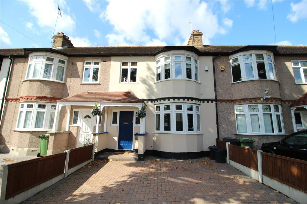 3 Bedrooms Terraced House for sale in Lyndhurst Drive, Hornchurch, RM11