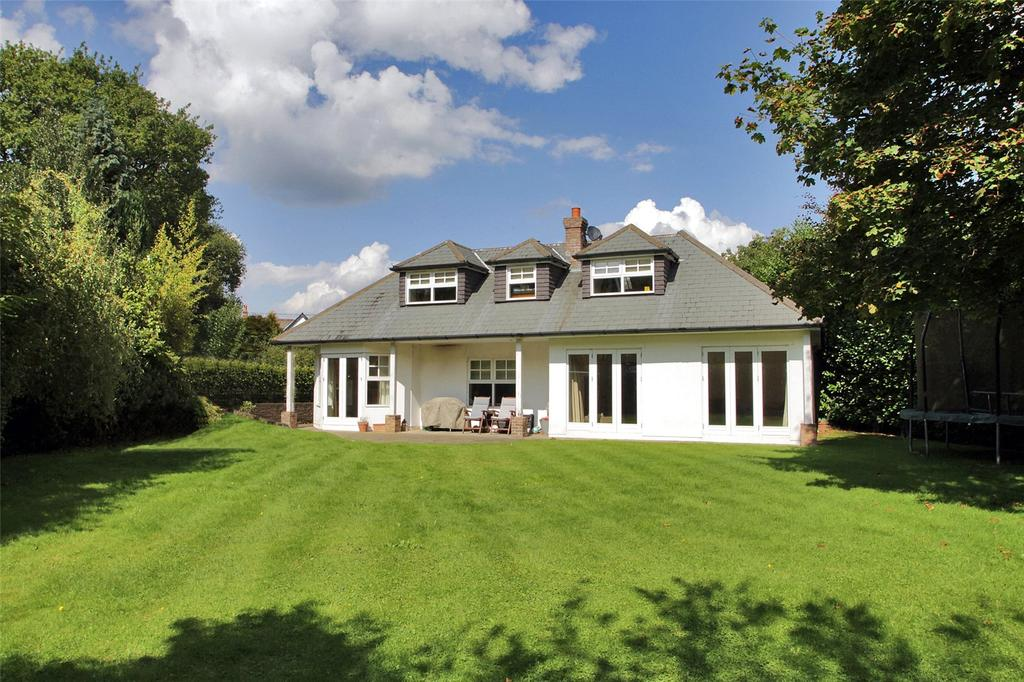 4 Bedrooms Detached House for sale in Nightingale Lane, Goathurst Common, Ide Hill, Sevenoaks, Kent, TN14