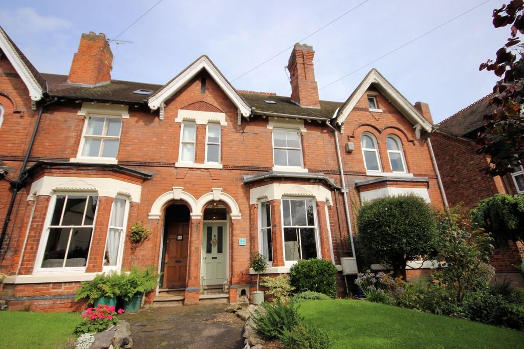 3 Bedrooms Town House for sale in Burton Road, Ashby-de-la-Zouch