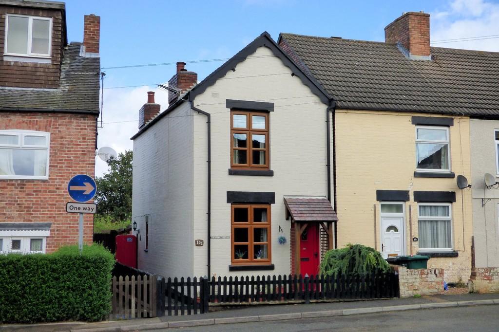 2 Bedrooms Detached House for sale in Regent Street, Church Gresley