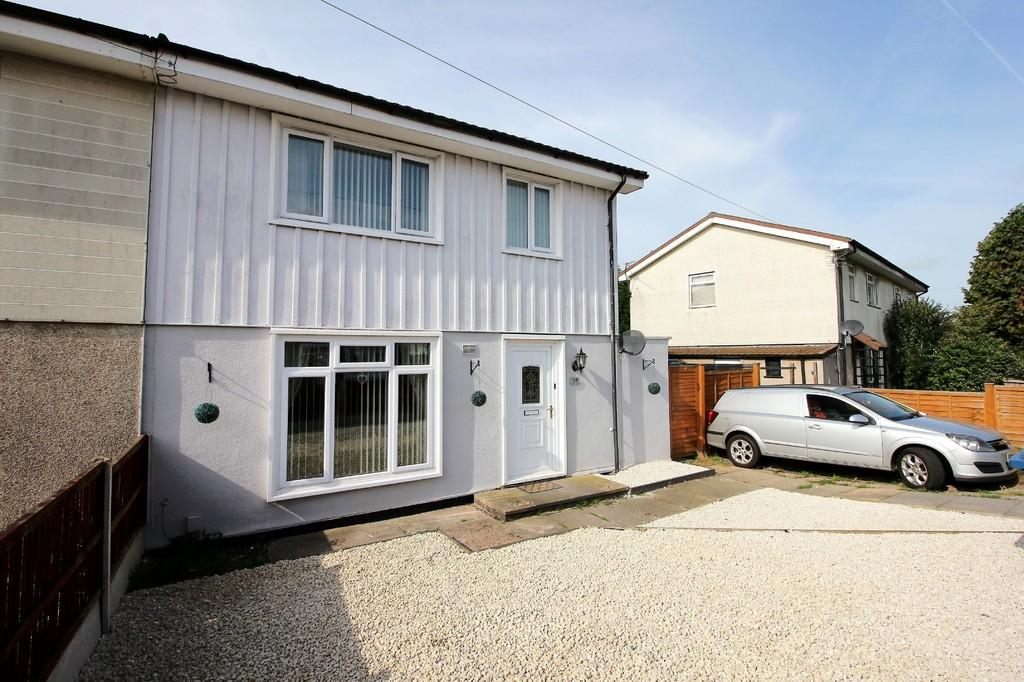 3 Bedrooms Semi Detached House for sale in St. Marys Crescent, East Leake