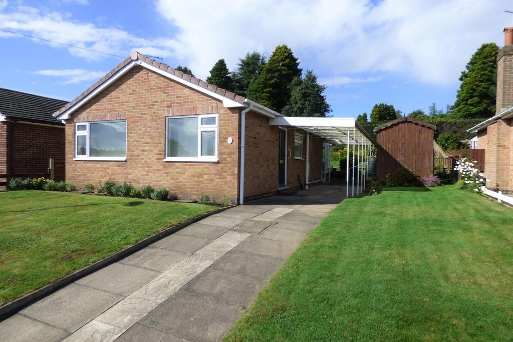 2 Bedrooms Detached Bungalow for sale in Trinity Close, Ashby-de-la-Zouch