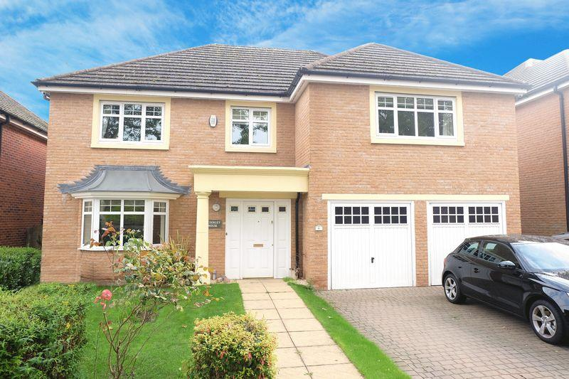 5 Bedrooms Detached House for sale in Bewdley Grange, Kidderminster DY11 6JZ