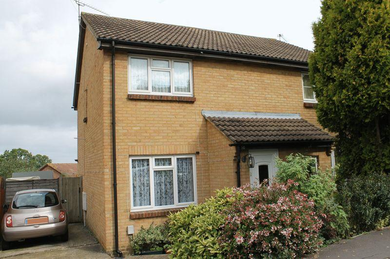 2 Bedrooms Semi Detached House for sale in Merrow