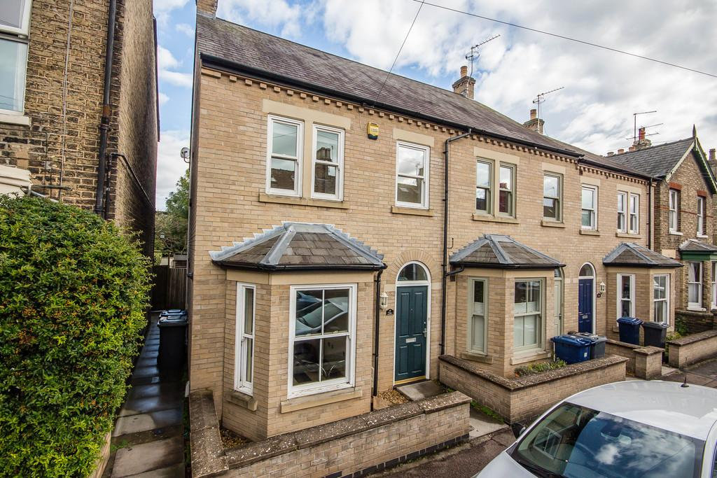 4 Bedrooms End Of Terrace House for sale in Herbert Street, Cambridge