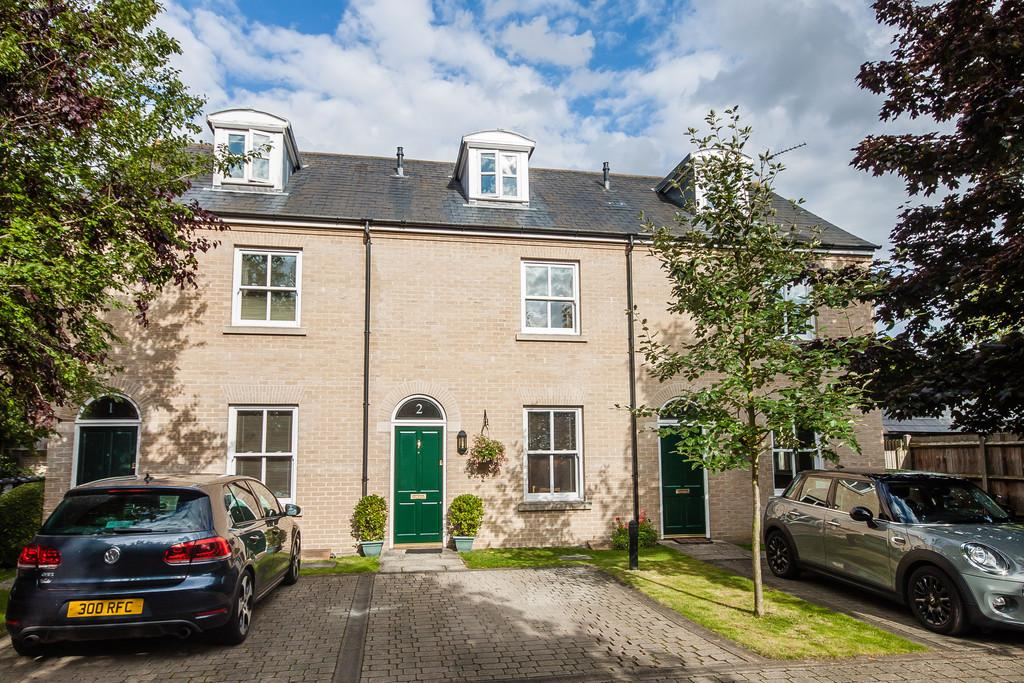4 Bedrooms Terraced House for sale in Sleaford Street, Cambridge