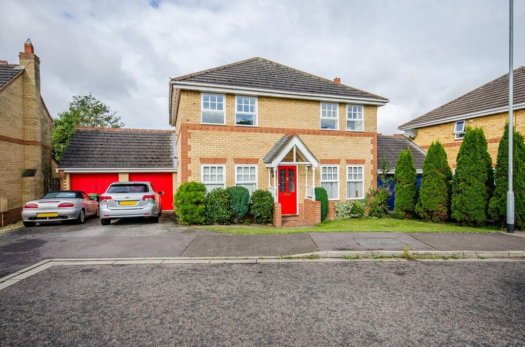 4 Bedrooms Detached House for sale in Vicarage Close, Waterbeach