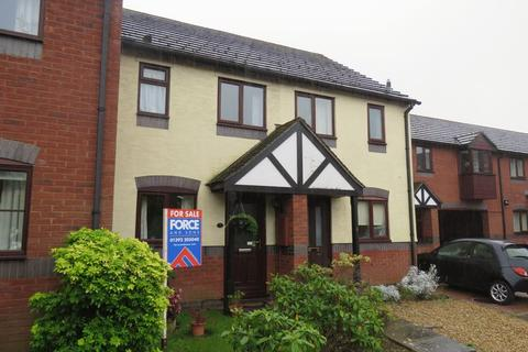 2 bedroom terraced house for sale - Weycroft Close, Exeter