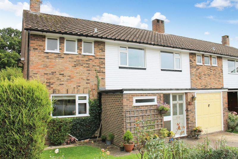 4 Bedrooms Semi Detached House for sale in Woodfield Road, Rudgwick