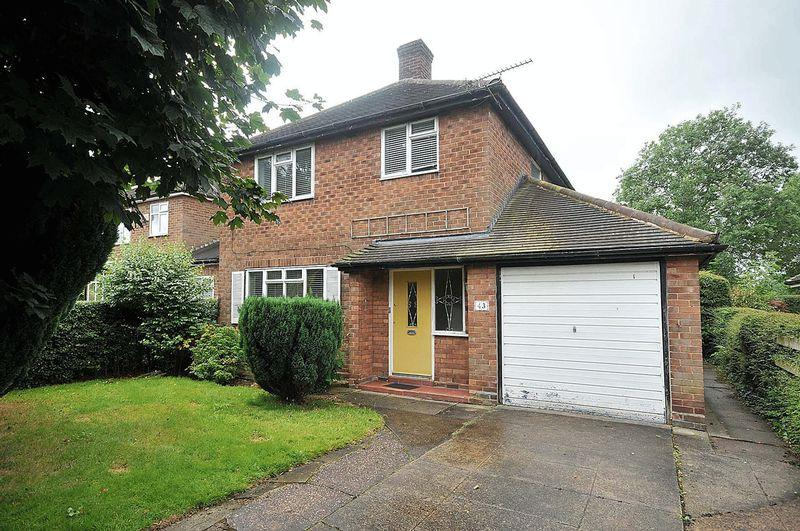 3 Bedrooms Detached House for sale in Mellor Crescent, Knutsford