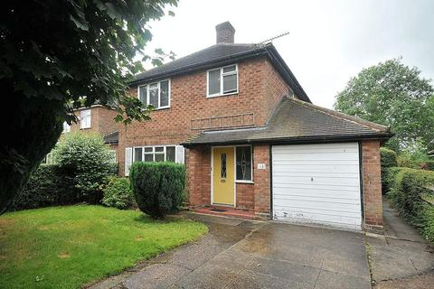 3 bedroom detached house for sale - Mellor Crescent, Knutsford