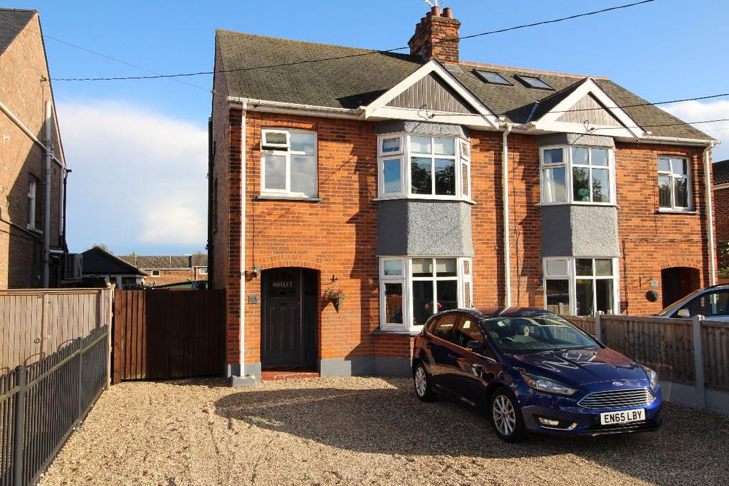 3 Bedrooms Semi Detached House for sale in Hatfield Road Witham Essex
