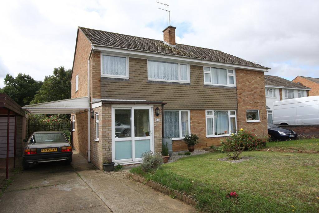 3 Bedrooms Semi Detached House for sale in Meadow View Road, Sudbury