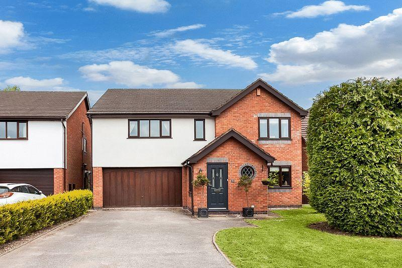 5 Bedrooms Detached House for sale in The Parklands, Congleton