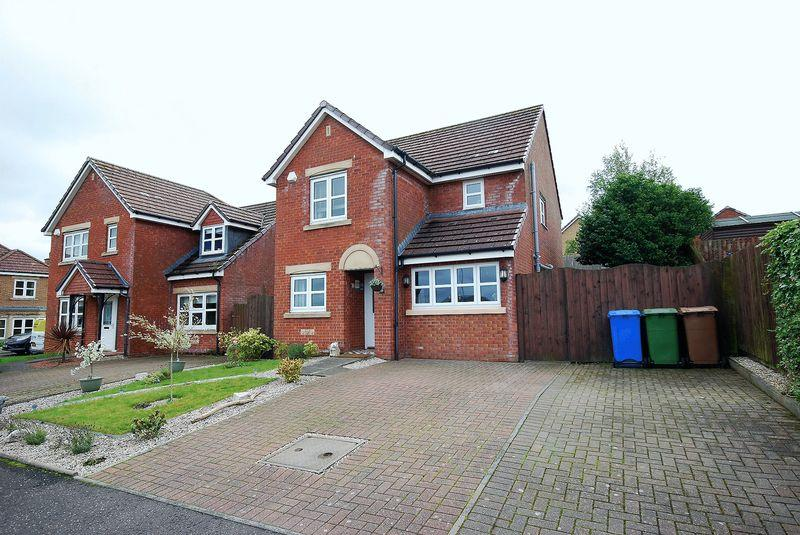 3 Bedrooms Detached Villa House for sale in 19 St. Brides Way, Coylton, KA6 6QG