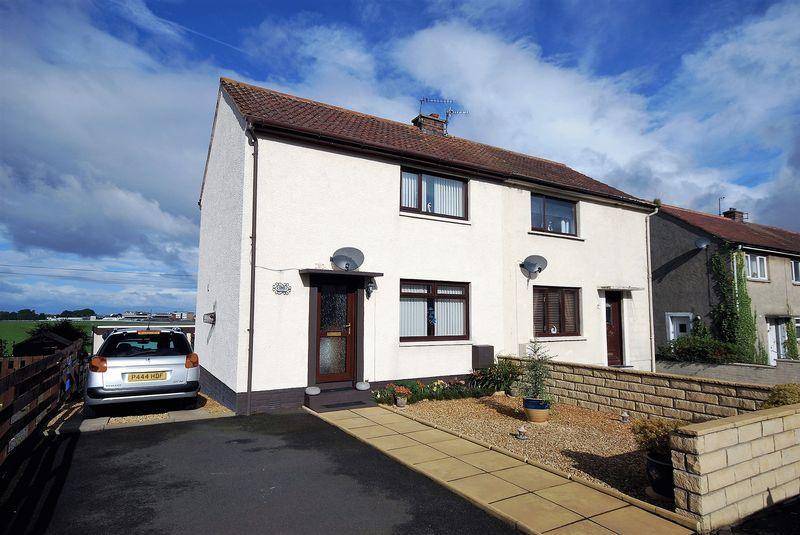 2 Bedrooms Semi-detached Villa House for sale in 96 Dunlop Terrace, Ayr, KA8 0SP