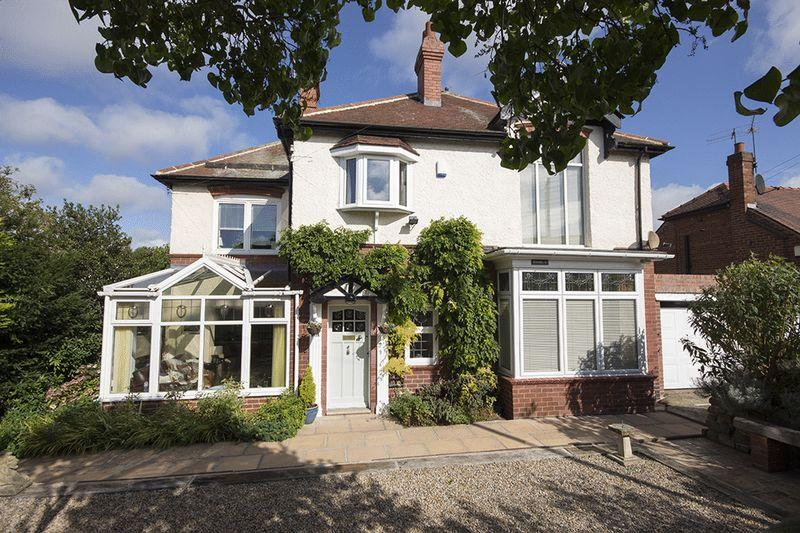 4 Bedrooms Detached House for sale in Benton Park Road, Benton