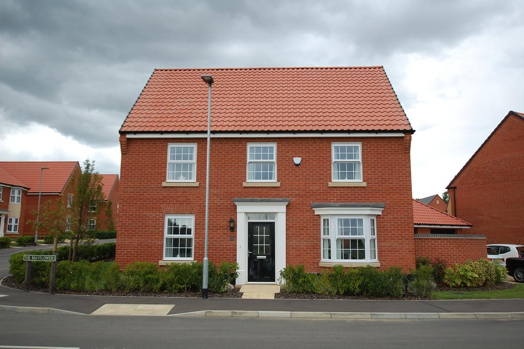 4 Bedrooms Detached House for sale in The Mayflowers, Aylsham