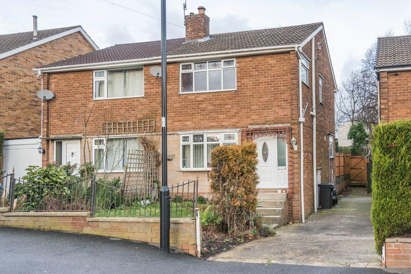 3 Bedrooms Semi Detached House for sale in Spoonhill Road, Stannington, S6 5PA - Popular Residential District!