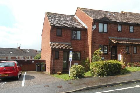 2 bedroom end of terrace house to rent - Celia Crescent, BEACON HEATH, Exeter