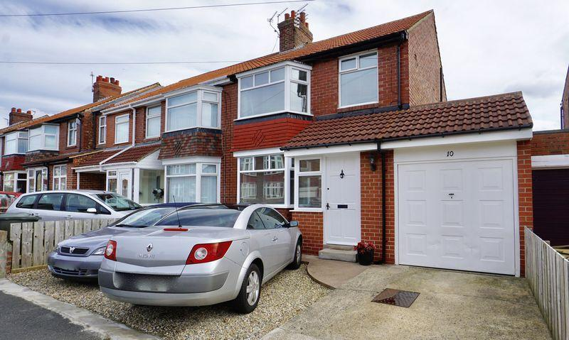 3 Bedrooms Semi Detached House for sale in TEESDALE GARDENS High Heaton