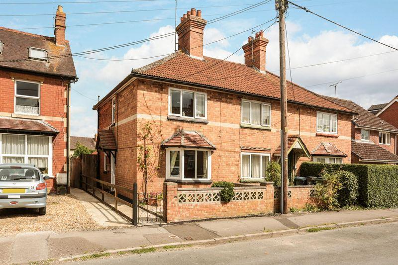 2 Bedrooms Terraced House for sale in Devizes, Wiltshire, SN10 3AT