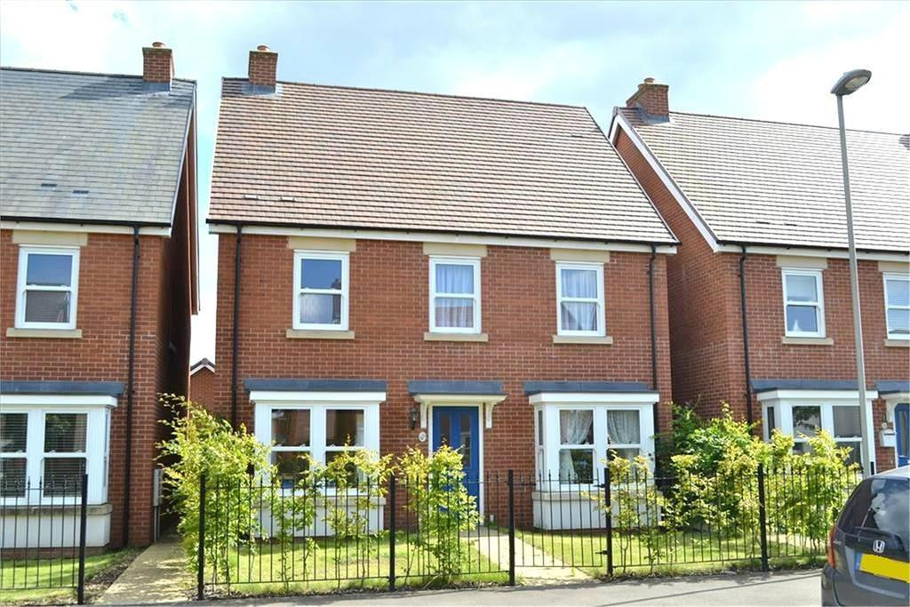 4 Bedrooms Detached House for sale in Planets Way, Biggleswade, SG18