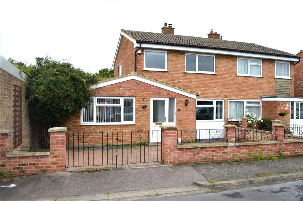 3 Bedrooms Semi Detached House for sale in Sandy View, Biggleswade, SG18