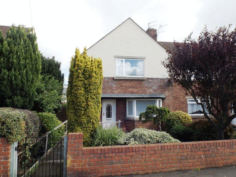 2 Bedrooms End Of Terrace House for sale in Shields Road, Morpeth