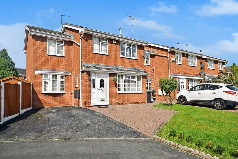 3 Bedrooms Detached House for sale in Parlington Close, Widnes