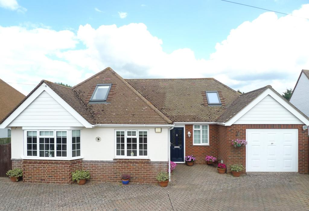 5 Bedrooms Detached House for sale in Oldfield Road, Willingdon, Eastbourne, BN20