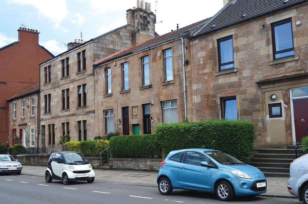 3 Bedrooms Terraced House for sale in Clarkston Road , Cathcart, Glasgow , G44 3EJ
