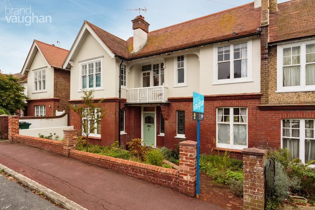 5 Bedrooms Semi Detached House for sale in South Avenue, Brighton, BN2