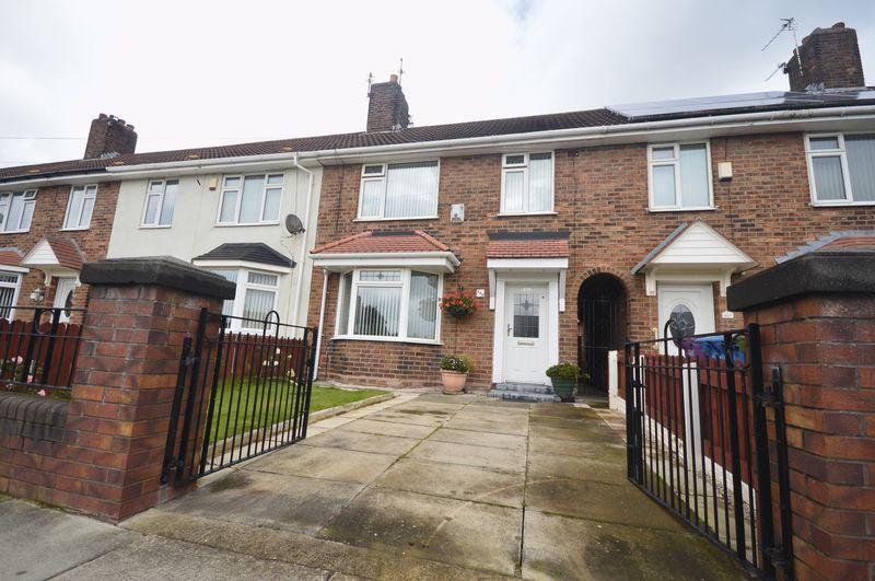 3 Bedrooms Terraced House for sale in Princess Drive, Liverpool