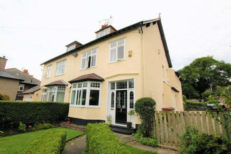 5 Bedrooms Semi Detached House for sale in Quarry Road West, Heswall