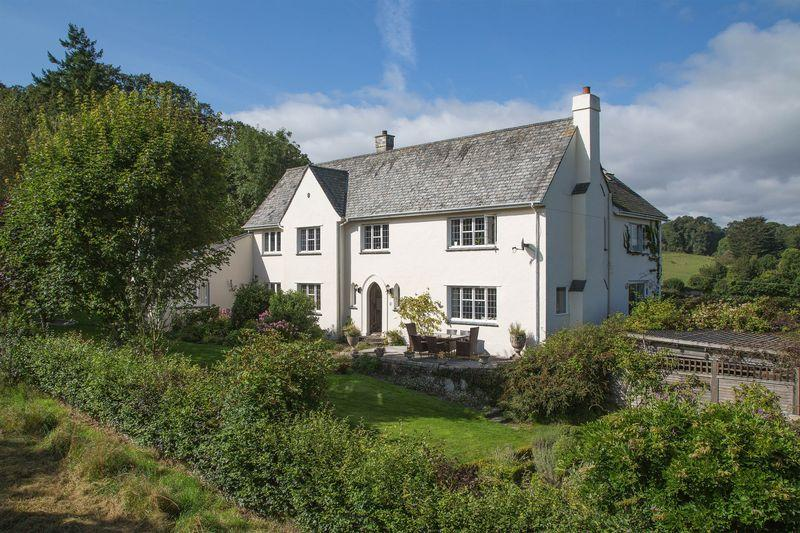 5 Bedrooms Detached House for sale in Linden Spinney, Chagford