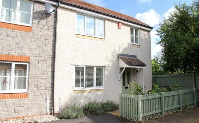 3 Bedrooms Semi Detached House for sale in Culverhay Close, Puriton, Bridgwater