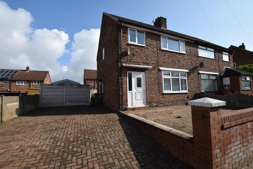 3 Bedrooms Semi Detached House for sale in Melbourne Street, Thatto Heath, St. Helens