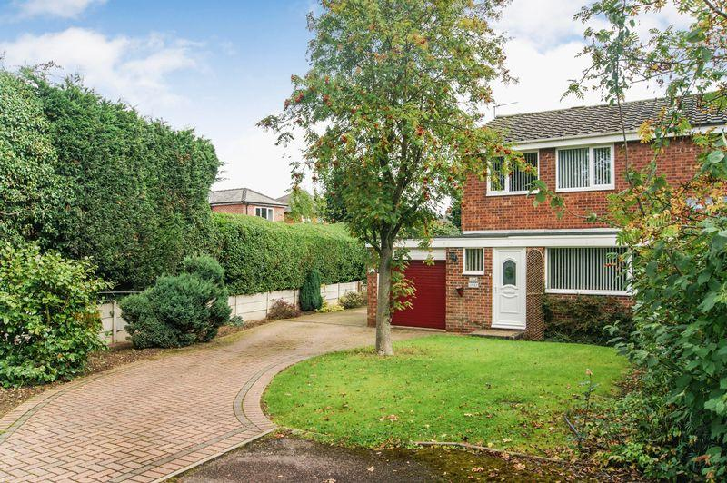 3 Bedrooms Semi Detached House for sale in Grove Street, Balderton