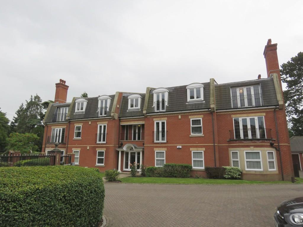 2 Bedrooms Apartment Flat for sale in Kelvedon Grove, Solihull
