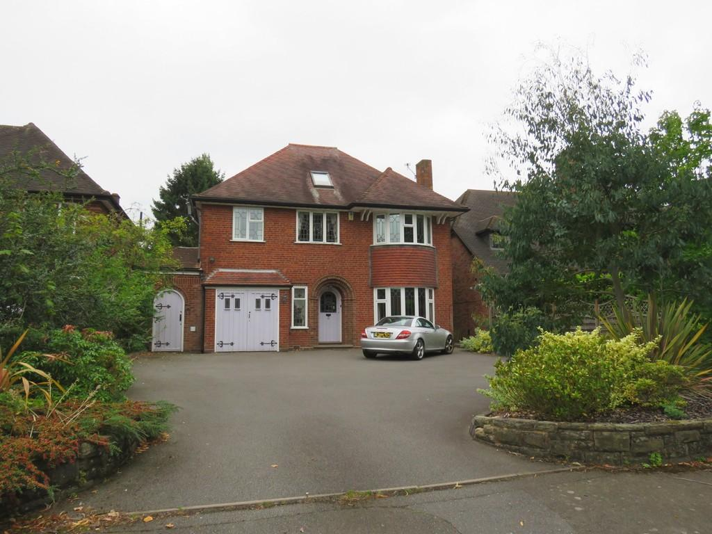 5 Bedrooms Detached House for sale in Mirfield Road, Solihull