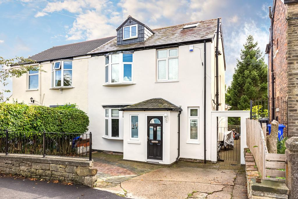 4 Bedrooms Semi Detached House for sale in Cairns Road, Crosspool, Sheffield
