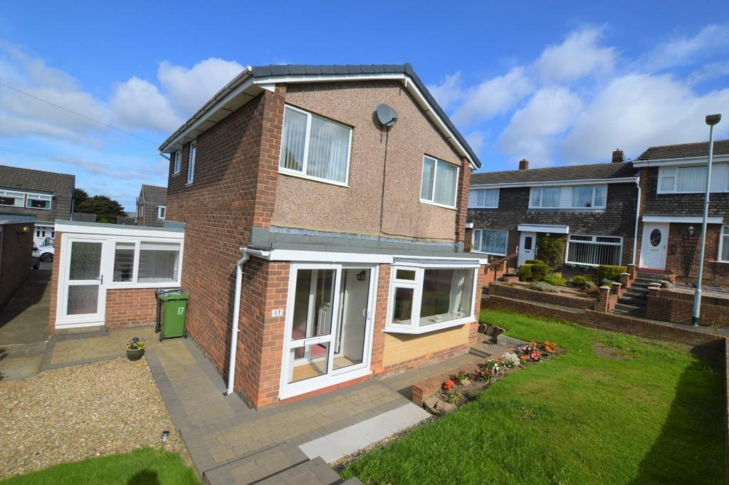 3 Bedrooms Detached House for sale in Meldon Way, Hanover Est