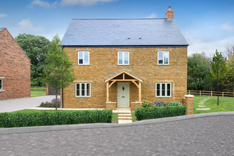 4 Bedrooms Detached House for sale in Plot 2, Noral Way, Banbury, Oxfordshire