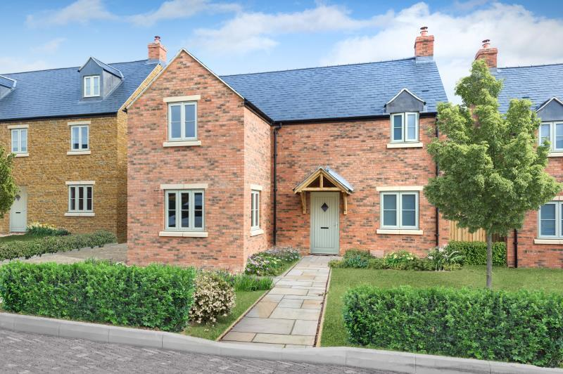 4 Bedrooms Detached House for sale in Plot 6, Noral Way, Banbury, Oxfordshire