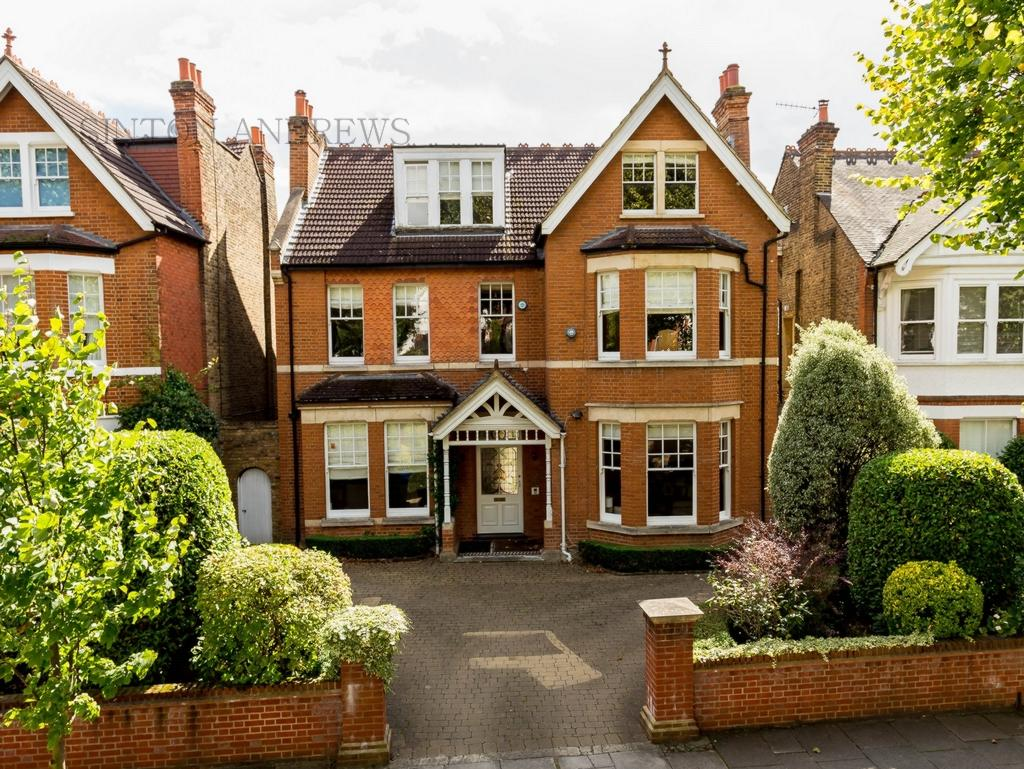 7 Bedrooms House for sale in Woodville Gardens, Ealing, W5